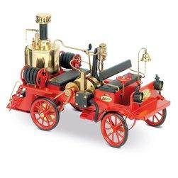 CJW Steam WILESCO OLD SMOKEY T//ENGINE BRASS HUBS /& AXLES SET Live Steam Models