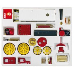 Wilesco Showman's Engine D419 kit