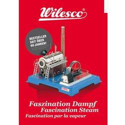 Wilesco product catalogue